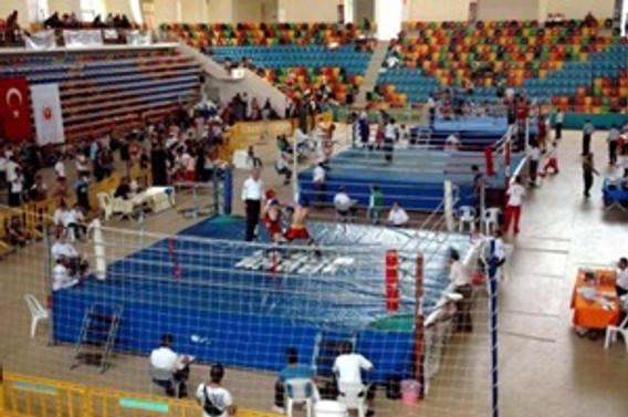 Türkiye Kick Boks Şampiyonası başladı