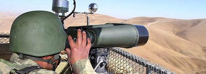 Kara sınırlarını 51 bin personel koruyor