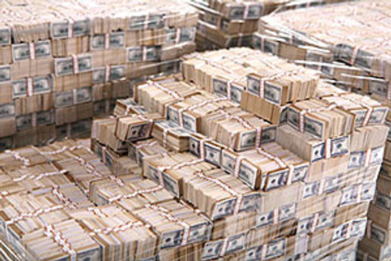Çin'in döviz rezervi 3 trilyon doları geçti