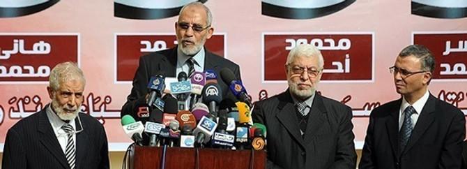 Müslüman Kardeşler Basın Sözcüsü gözaltında
