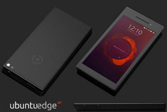 Ubuntu'nun akıllı telefonu rafa mı kalktı