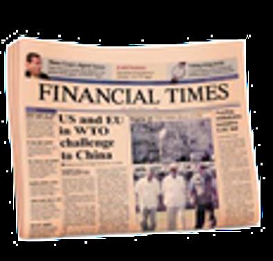 DÜNYA, Financial Times'ı basmaya başlıyor