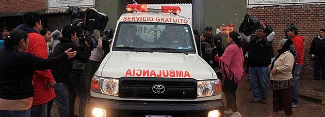 Bolivya'da cezaevi isyanı: 30 ölü, 60 yaralı