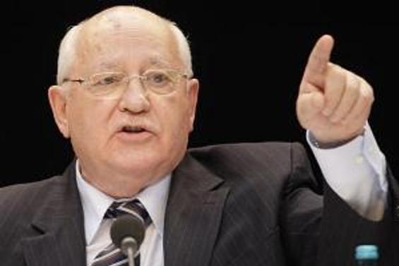 Gorbaçov, Raisa'nın şarkılarıyla 2. 8 milyon dolar yardım topladı