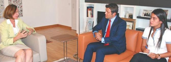 Türkler, AB'nin dağıtım ve merkezi olarak Lüksemburg'u üs edinebilir