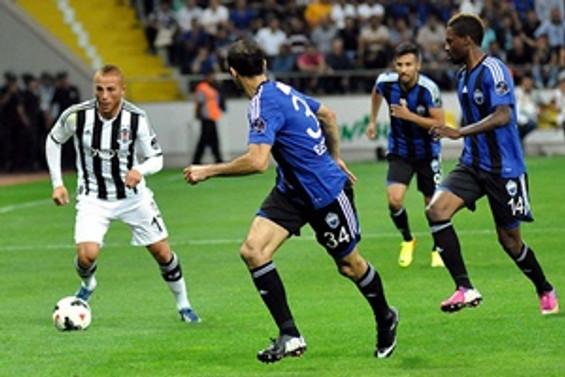 Gökhan Töre Beşiktaş'ta coştu