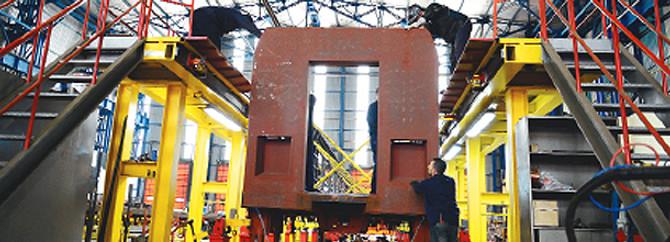Türkiye'de imalat PMI 10 ayın en yükseğinde