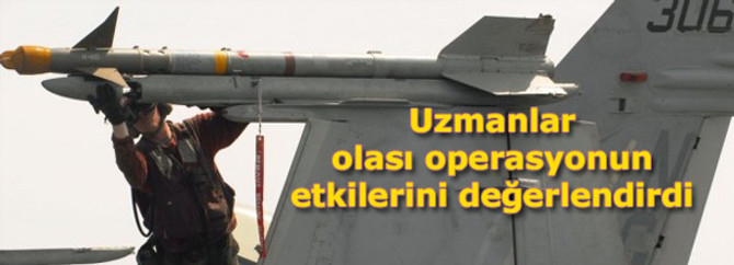 Uzmanlar: Sınırlı harekat Türkiye için daha çok risk getirebilir