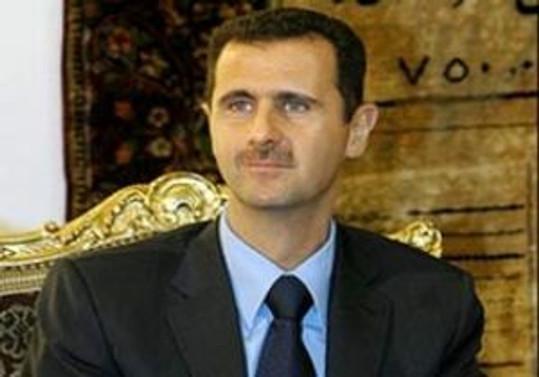 Suriye: İsrail'le barış, bu ortamda imkansız