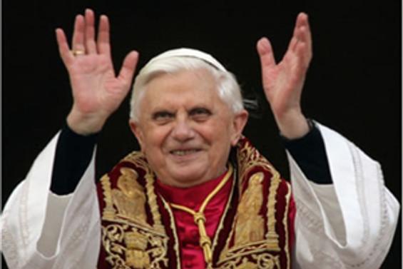 Papa'nın kredi kartı Türkiye'den