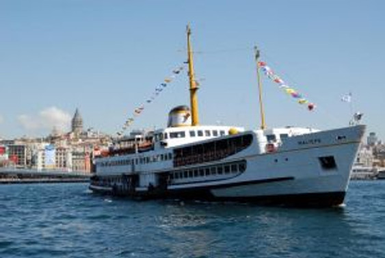 İstanbul şehir hatları İDO'dan ayrıldı