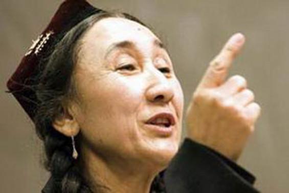Tayvan, Rabia Kadir'e vize vermedi