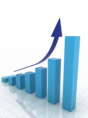 Büyüme tahmini yüzde 6.1'e yükseldi