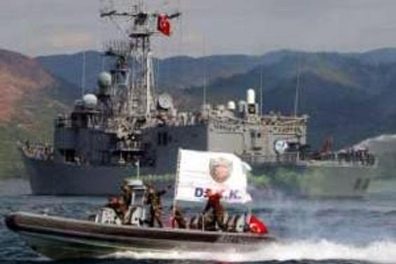 Türk Deniz Görev Grubu yurda döndü