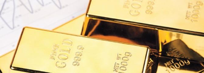 2013'te 'yastık altı' için '4 yıllık' altın ithal ettik