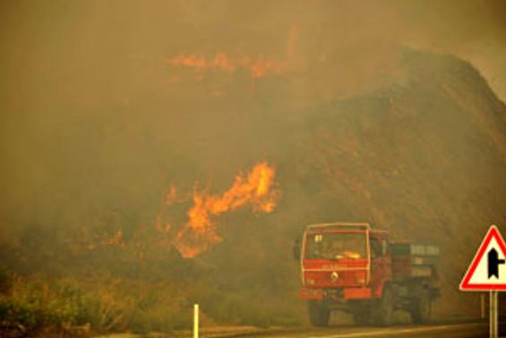 Fethiye'deki yangın kontrol altına alındı