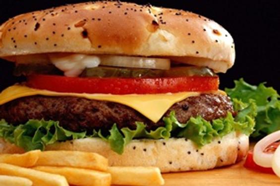 Burger, zamda kebabı geride bıraktı
