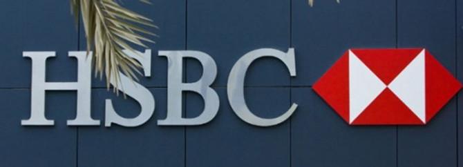 HSBC'nin kârı geriledi