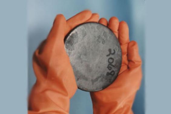 Zenginleştirilmiş uranyum karaborsada