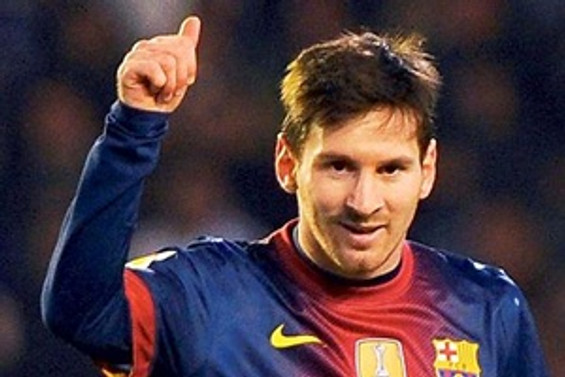 Messi Barça'da bırakmak istiyor