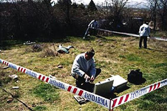 Tunceli-Ovacık Karayolunda bomba ihbarı