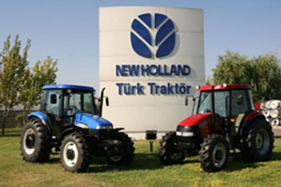 Türk Traktör'ün 2009 satış geliri 667,7 milyon lira