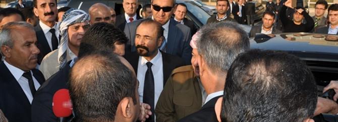 Barzani ve Perver Türkiye'de