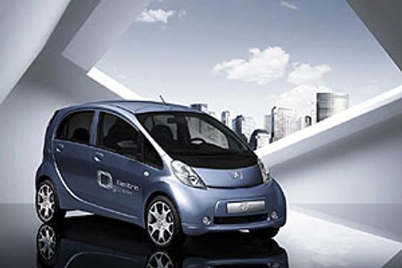 """Peugeot iOn'a '2010 Grand Prix Auto"""" Çevre Ödülü"""