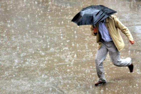 Sağanak yağışa dikkat