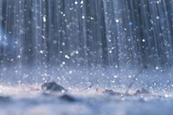 Yağmur geliyor