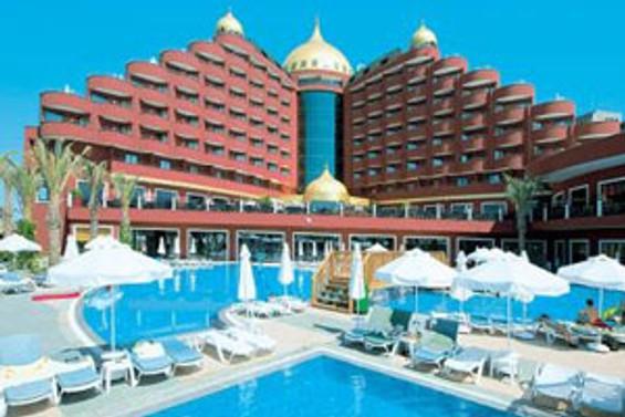 Delphin Palace Lara, dünyanın en iyi oteli seçildi