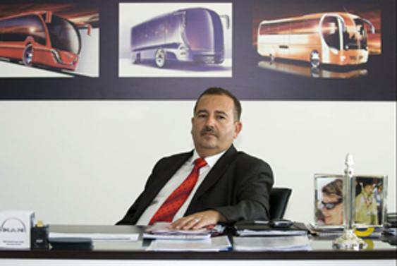 MAN Türkiye'nin yeni CEO'su Münür Yavuz