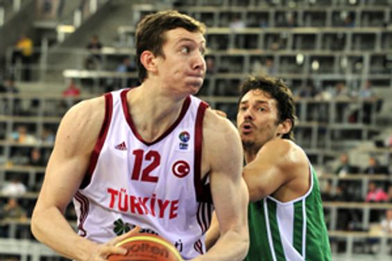 Çeyrek finalde rakibimiz Yunanistan