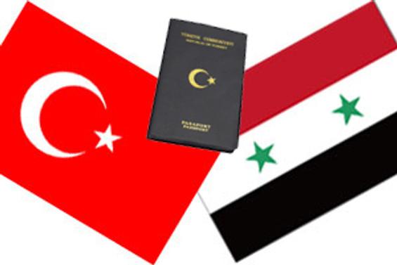 Türkiye-Suriye arasında vize kalktı