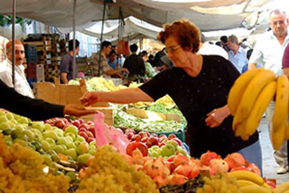 Meyve fiyatları enflasyonu tetikleyecek