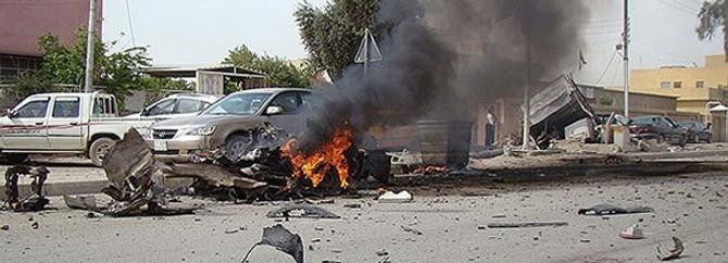 Irak'ta patlama: Çok sayıda ölü ve yaralı