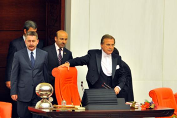 Gül'ün görev süresinde yetkili Yasama'dır