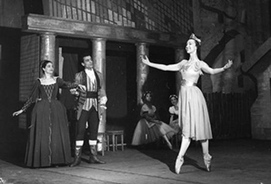 'Judith' ve 'Çeşmebaşı' baleleri sahnelendi