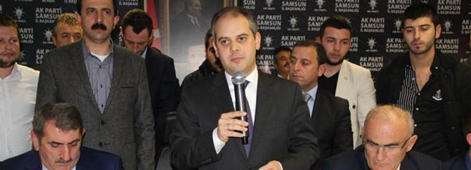 """""""Amacımız Türkiye'yi en üst seviyeye taşımak"""""""