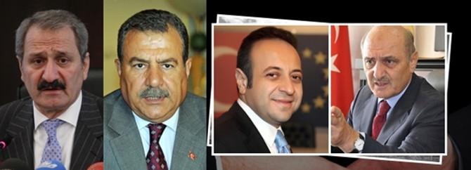 4 eski bakanın fezlekeleri Adalet Bakanlığı'nda