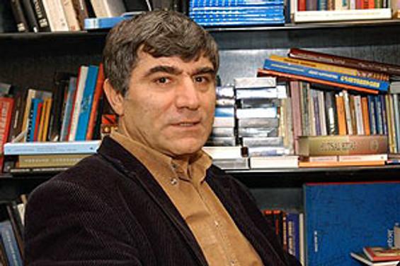 Dink davasında Osman Hayal serbest bırakıldı