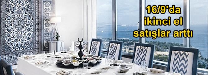 Silüet tartışmaları sonrası 16/9'da ikinci el satışları arttı