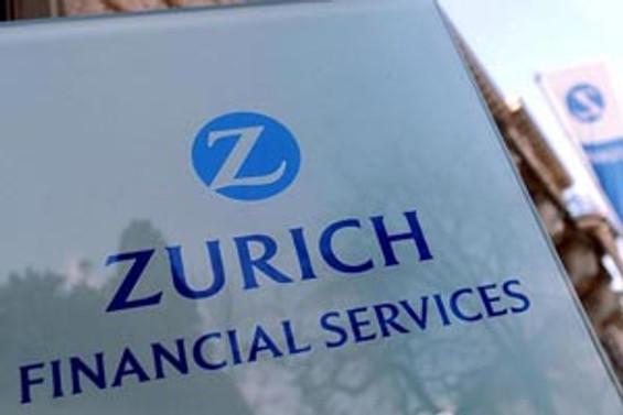 Zurich Financial beklenenin altında kar etti