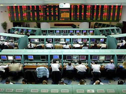 Borsada yabancı yatırımcı payı yüzde 66,3'e geriledi