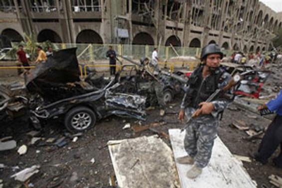 Bağdat'ta saldırılar bitmiyor: 21 ölü 48 yaralı