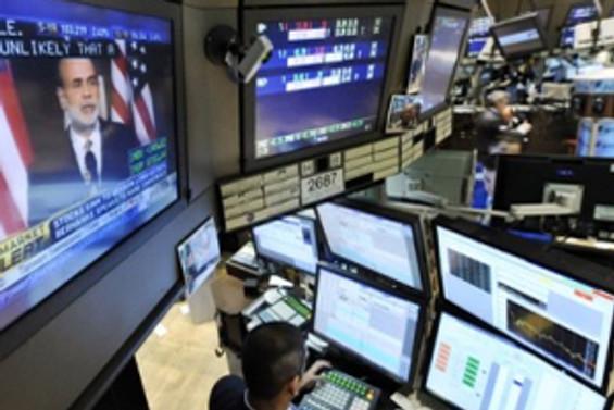 Piyasaların gözü kulağı Bernanke'de