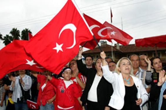 Cumhuriyet Bayramı kutlamaları dün yapıldı