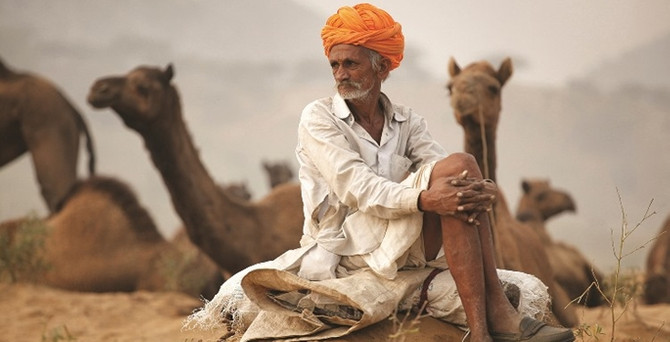 Fotoğraflarla Hindistan'a yolculuk