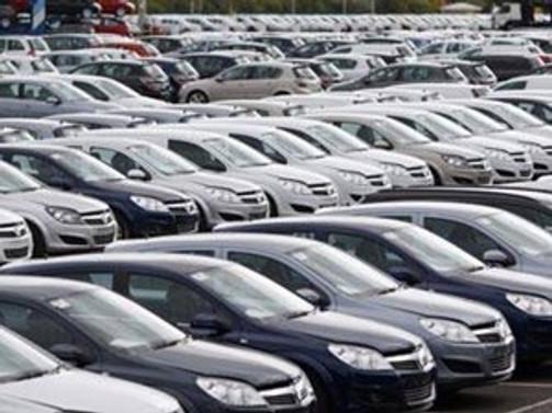 Avrupa'da otomotiv satışı arttı