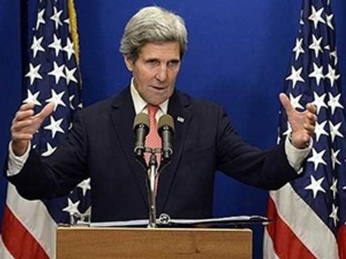 'Mossad, ABD Dışişleri Bakanı Kerry'i dinledi'
